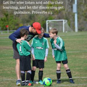 A Teachable Spirit Takes Discipline