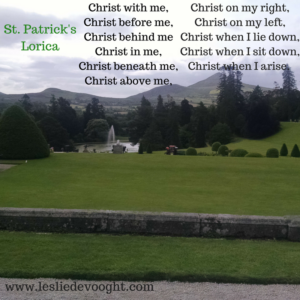 St. Patrick's Courage from God